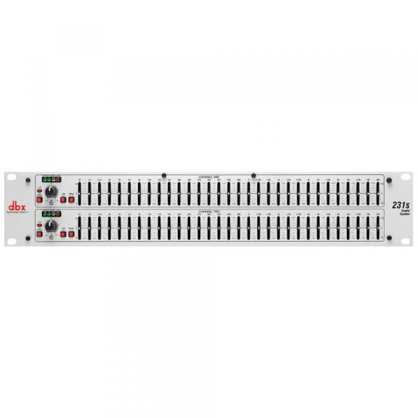 Equaliseur / channel strip Dbx 231S