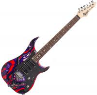 Excalibur SupraA (RW) - Rock art purple red black