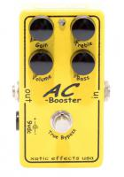 Pédale overdrive / distortion / fuzz Xotic AC-Booster