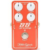 Pédale overdrive / distortion / fuzz Xotic BB Preamp