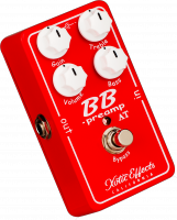 Preampli électrique Xotic BB PREAMP Andy Timmons Limited Edition