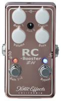Pédale volume / boost. / expression Xotic RC Booster Scott Henderson Copper