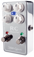 Pédale volume / boost. / expression Xotic RC-Booster V2