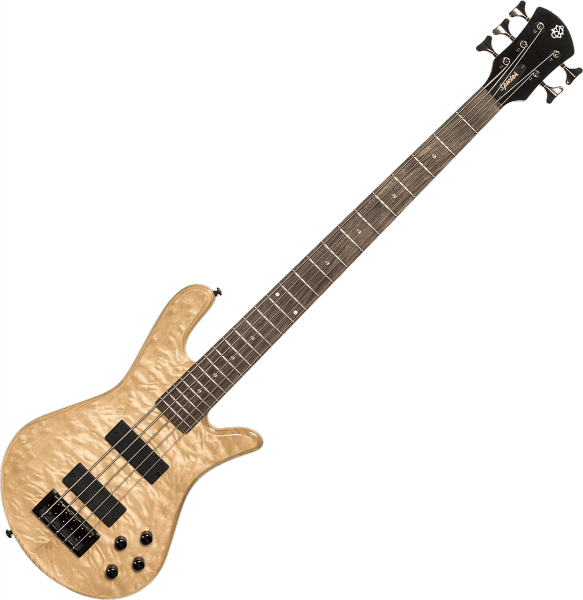 Basse électrique solid body Spector                        LEGEND SERIE CLASSIC 5 - Natural gloss