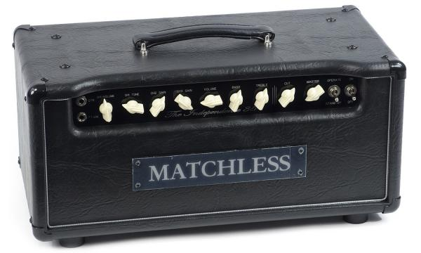 Tête ampli guitare électrique Matchless Independence 35 Head - Black
