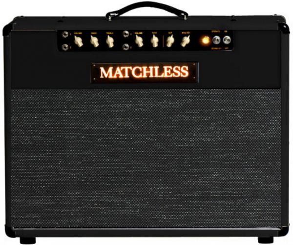 Combo ampli guitare électrique Matchless SC Mini - Black/Silver