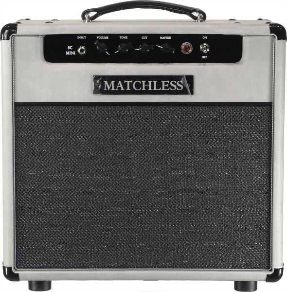 Combo ampli guitare électrique Matchless SC Mini - Gray/Silver