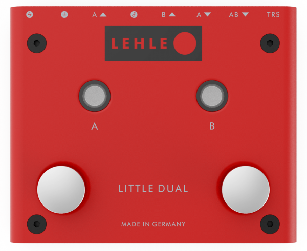 Footswitch & commande divers Lehle Little Dual II