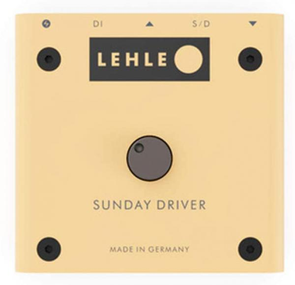 Footswitch & commande divers Lehle SUNDAY DRIVER II