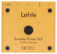 Footswitch & commande divers Lehle Lehle Sunday Driver XLR