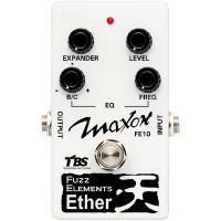 Pédale overdrive / distortion / fuzz Maxon FE10 Fuzz Elements Ether