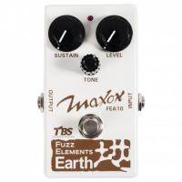 Pédale overdrive / distortion / fuzz Maxon FEA10 Fuzz Elements Earth