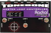 Footswitch & commande divers Tonebone                       Loopbone (Effects Loop Control)