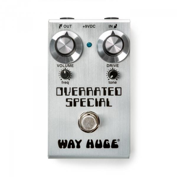 Pédale overdrive / distortion / fuzz Way huge OVERRATED SPECIAL OVERDRIVE WM28
