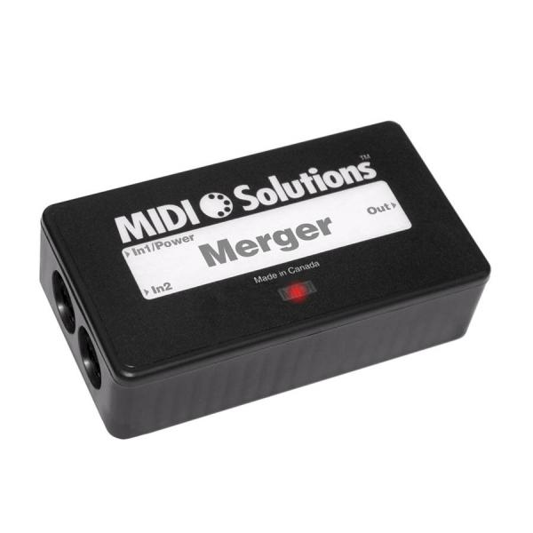 Interface midi Midi solutions Merger