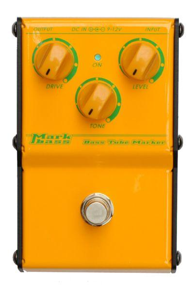 Pédale overdrive / distortion / fuzz Markbass BASS TUBE MARKER