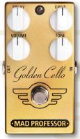 Pédale overdrive / distortion / fuzz Mad professor                  Golden Cello Limited Edition