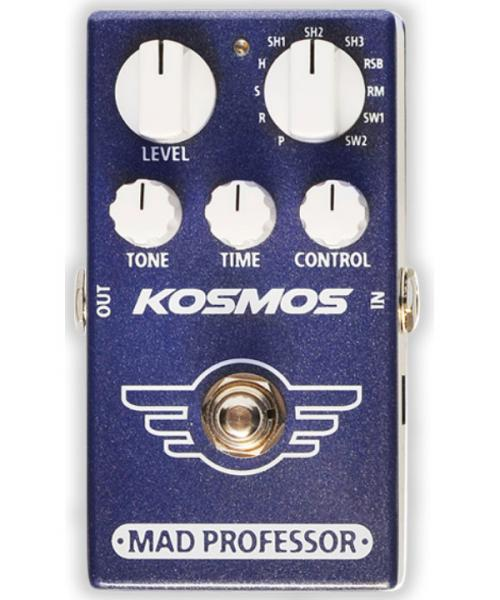 Pédale reverb / delay / echo Mad professor                  Kosmos