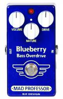 Pédale overdrive / distortion / fuzz Mad professor                  Blueberry Bass Overdrive
