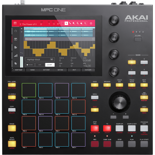 Sampleur / groovebox Akai MPC One