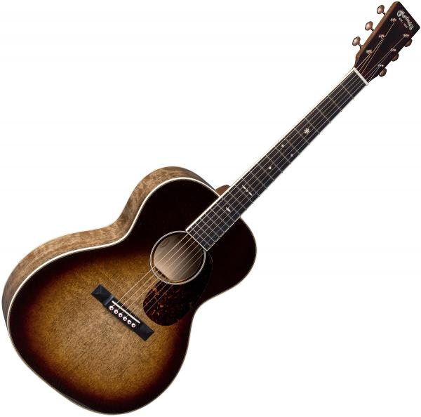 Guitare folk & electro Martin CEO-9 - Mango sunset sunburst