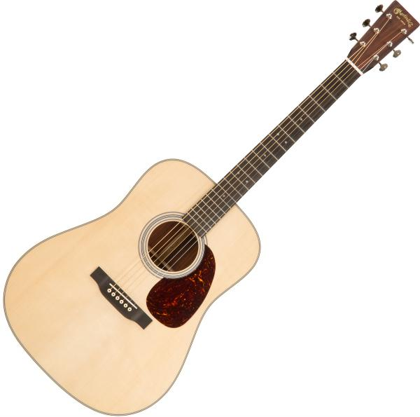Guitare folk & electro Martin Custom Shop Dreadnought #2375250 - Natural