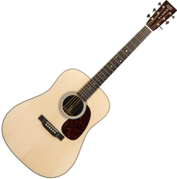 Guitare folk & electro Martin Custom Shop Dreadnought #2375259 - Natural