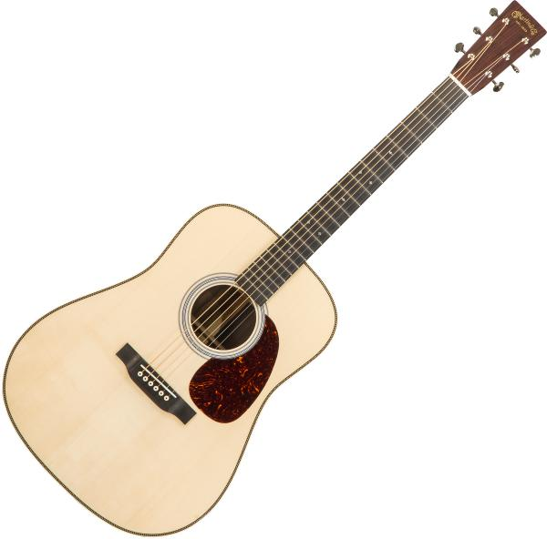 Guitare folk & electro Martin Custom Shop Dreadnought #2375253 - Natural