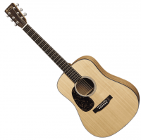 Guitare folk voyage Martin guitar D JR. E Gaucher - Natural