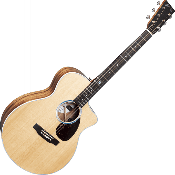 Guitare folk & electro Martin SC-13E Road - Natural