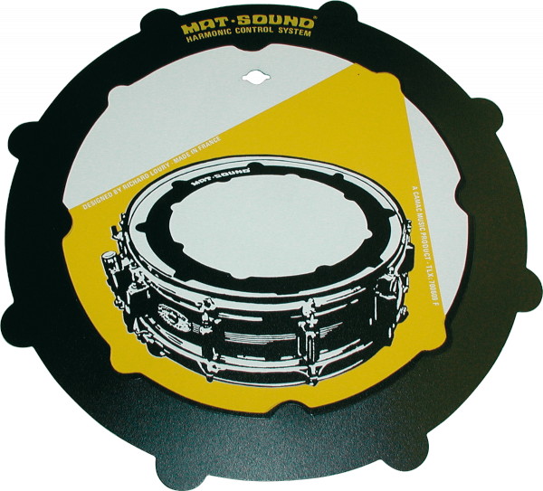 Sourdine batterie Matsound Ring-Control Sourdine Caisse Claire 14