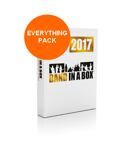 image Band In A Box Everything Pack 2017 Windows