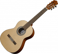 Guitare classique format 4/4 Santos y mayor GSM 7 4/4 - Natural