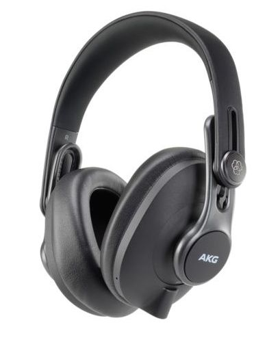 Casque studio & dj Akg K 371-BT