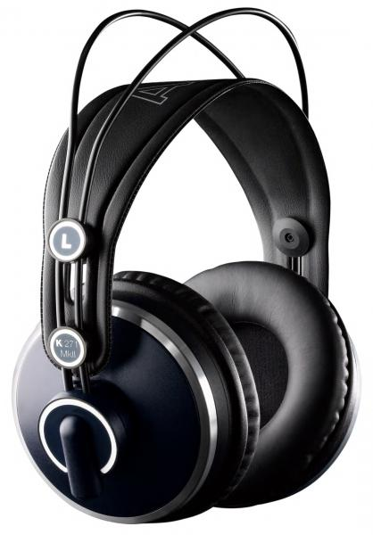 Casque studio & dj Akg K271 MKII - Black