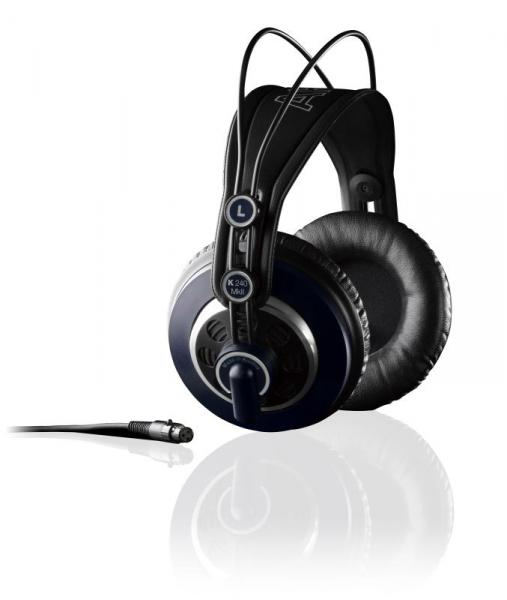 Casque studio & dj Akg K240 MKII - Black