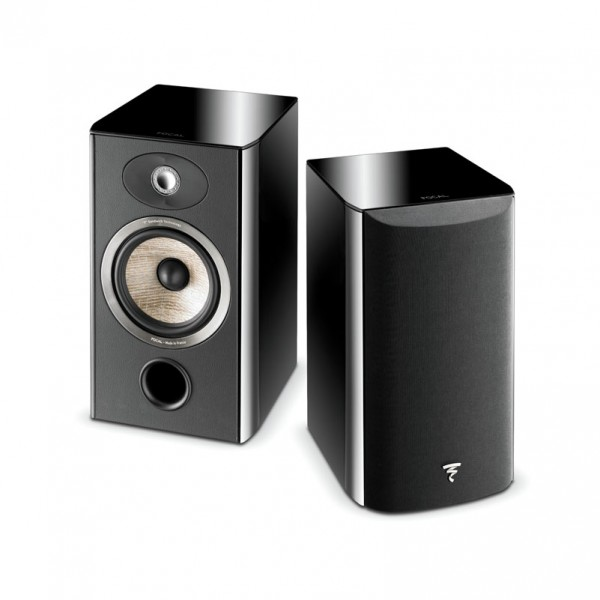 Enceinte monitor passive Focal Aria 906 Black High Gloss - La paire