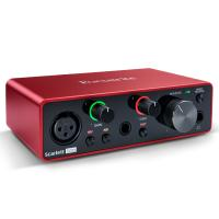 Interface audio Focusrite Scarlett Solo G3