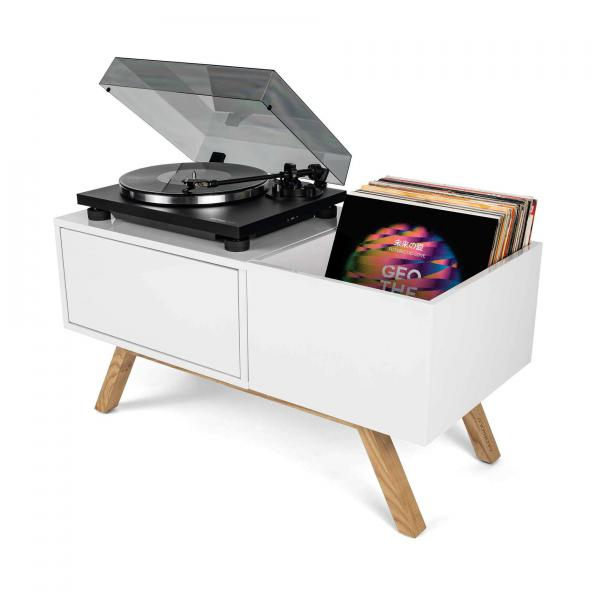 Mobilier rangement dj Glorious Turntable Lowboard