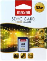 Stockage media / carte sd Maxell SDHC 32GB X-Series Class 10