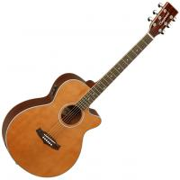Guitare folk Tanglewood TSF CE N Evolution - Natural satin