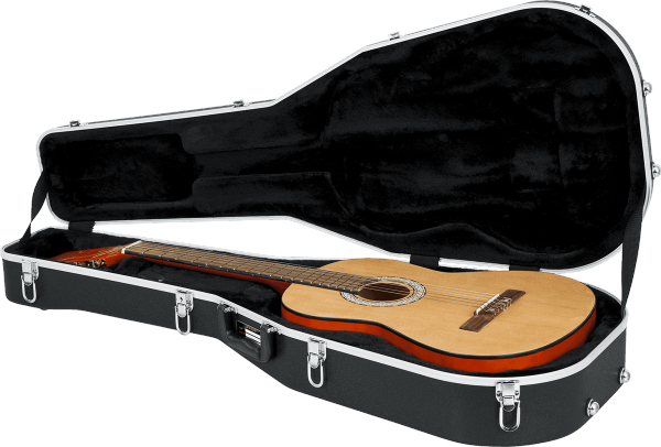 Etui guitare classique Gator GC-Classic Molded Classical Guitar Case