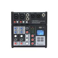 Table de mixage analogique Definitive audio DA MX4 USB
