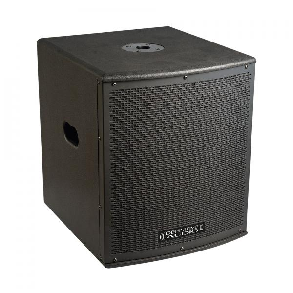 Caisson sub sono actif Definitive audio Koala 15Aw Sub
