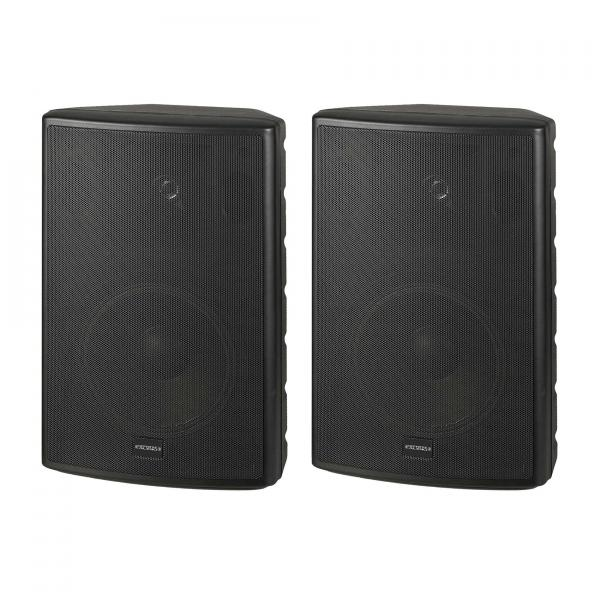 Enceinte sono passive Definitive audio NEF 8 BL (paire)