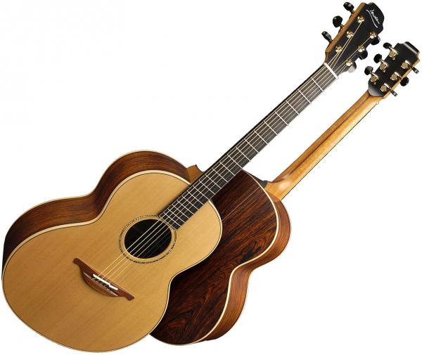 Guitare folk & electro Lowden F35 CO/SS - Natural