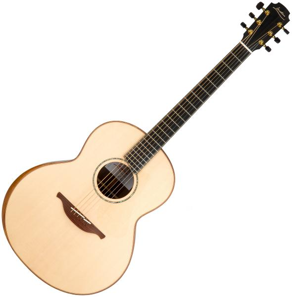 Guitare folk & electro Lowden F35 IR/SS #23205 - Natural