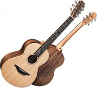Guitare folk Sheeran by lowden W01 +Bag - Natural satin