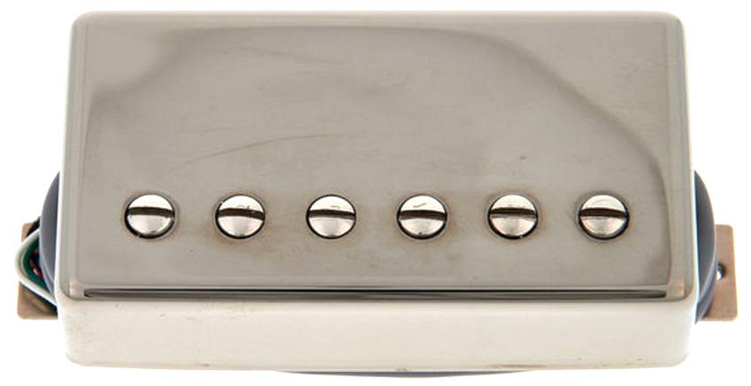 498T Hot Alnico Humbucker (chevalet) - Nickel
