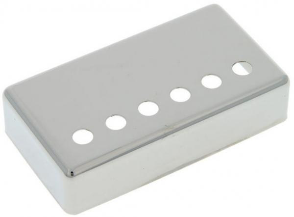 Cache micro Gibson Bridge Humbucker Cover - Chrome